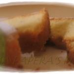 Plum Cake con uvetta e scorzette di agrumi