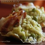 Tacos di risi e bisi