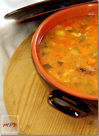 zuppa riciclosa...gluten free 012