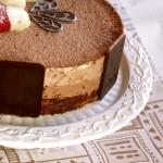 La torta del mistero senza glutine per una donna straordinaria