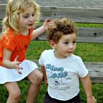 L'alimentazione dei bambini in estate