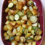 Patate arrosto croccanti senza forno