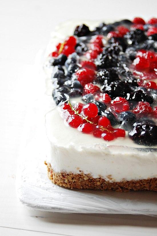 torta allo yogurt super light senza panna