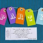 Feste per bambini: biglietti d'invito e decorazioni fai da te