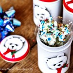 Popcorn Christmas Party Favors