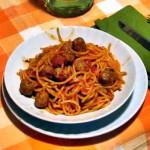 Liberiamo una ricetta: spaghetti confortanti di Massimo