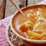 Liberiamo una ricetta: minestra di cavolfiori