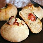 Pan pizzette farcite