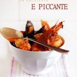 Zuppa di pesce speziata, piccante e dietetica