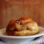 Galletto alle spezie calde nei sacchetti dietetici