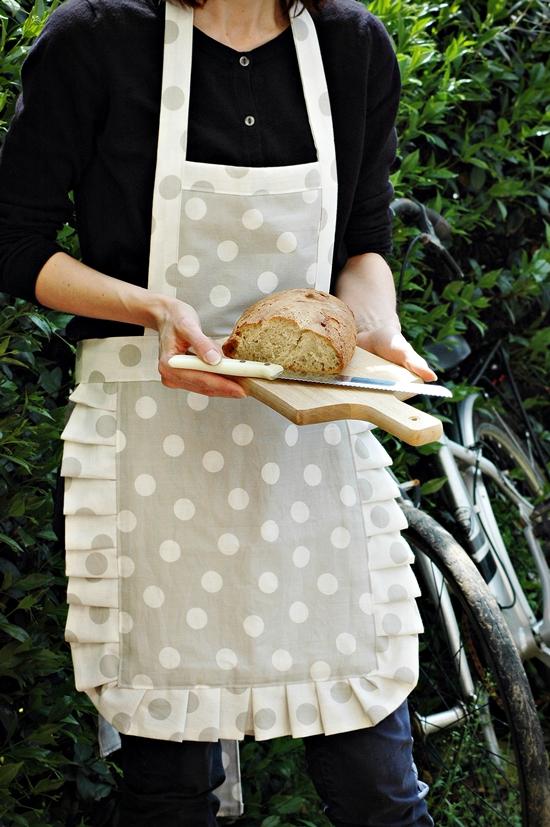 Grembiule fai da te il tutorial mamma papera - Grembiuli da cucina ...