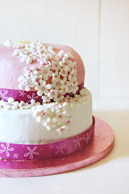 Preferenza Mamma Papera — Una torta di compleanno a due piani per Michelle WM85