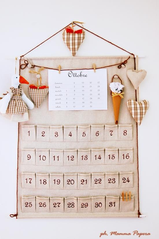 calendario multitasche