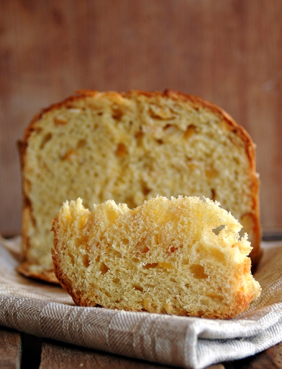 Panettone multicereali