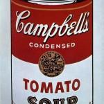La zuppa Campbell-Andy Wharol