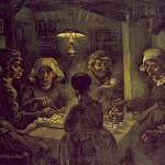 I mangiatori di patate-Vincent Van Gogh