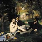 Colazione sull'erba-Eduard Manet