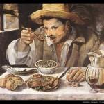 Il mangiatore di fagioli-Annibale Carracci