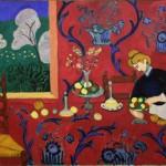 Armonia rossa-Henri Matisse