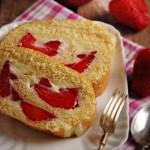 Video ricetta: rotolo farcito e pasta biscuit