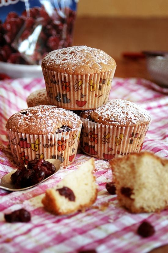 tortini multicereali zucchero di canna e cranberries