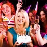 Feste di compleanno:18 anni