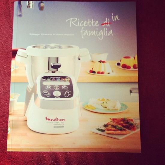 ricettario #cuisinecompanion