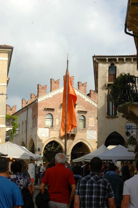 Soave - giornata bandiere arancioni