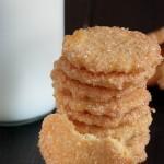 Biscotti di farro integrale e zucchero muscovado