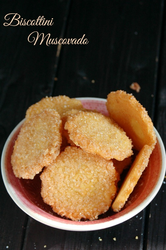 biscotti muscovado
