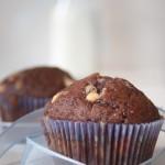 I muffin dell'amore: cioccolato e arancia