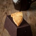 Biscotti mandorlati all'arancia anche con il forno a microonde