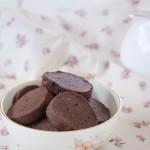 Biscotti Sablè olandesi al cacao