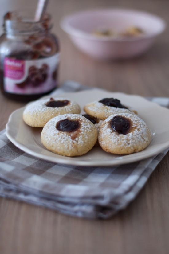 biscotti alla ciliegia-7