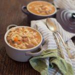 Pasta e fagioli: ricetta salva cena